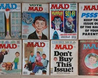 Mad Magazines 1977 – 1983