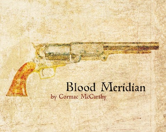 Blood Meridian Poster Print (1000 Words Collection)