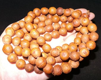Nepal Tibet Buddhist 108 Phoenix Eye Bodhi Mala Prayer Beads