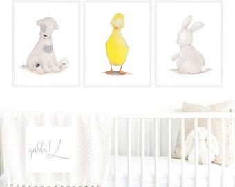 Woodland Nursery Wall Art,Woodland Nursery decor,Woodland Baby Room,Woodland Children,Woodland Baby Girl,Woodland Baby Boy,Woodland Animal