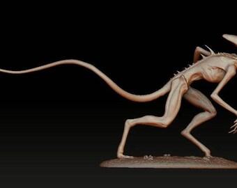 neo alien xenomorph model.