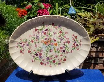 W.S. George Fiesta Platter