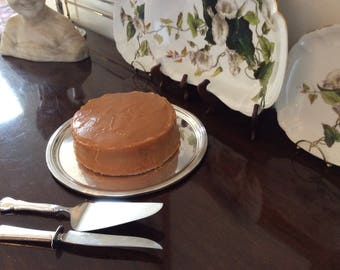 "Old Fashioned Caramel Cake - 8"" Two Layer, 9"" Two Layer or 9"" Three Layer"