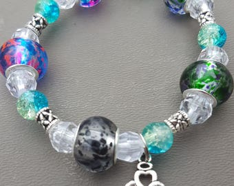 Glass Angel Variation Bracelet