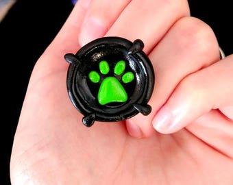 Chat Noir ring Miraculous Ladybug  Chatnoir