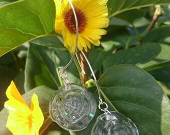 Wedding / gift earrings my ROSES