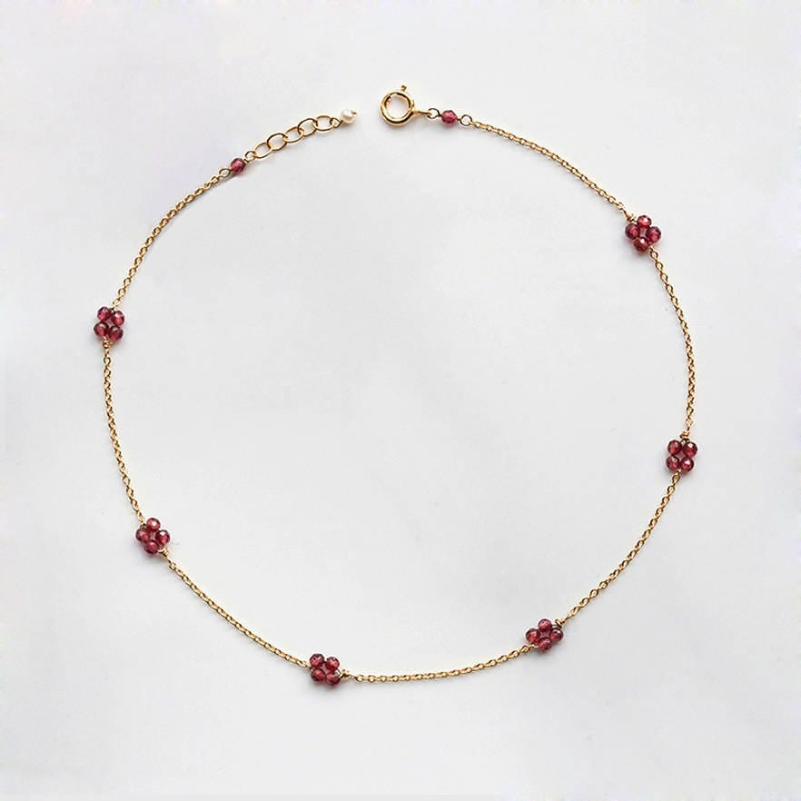 bijou ankle finejwlry nana products collections anklets sweetheart anklet babysweetheartanklet gold productimg bracelet
