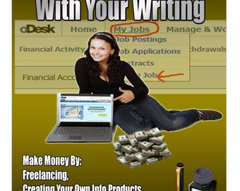 Digital Download-Ways to Make Money with Your Writing Online and Offline Strategies for Freelancing