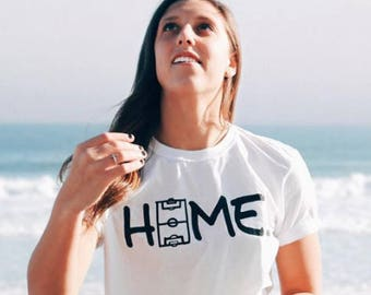The Field is HOME T-Shirt