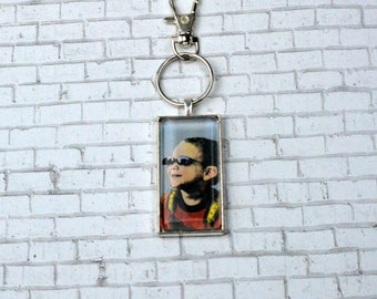 Personalized Keychain Using any Image You Choose  Gift Keychain Photo Keychain Photo Jewelry
