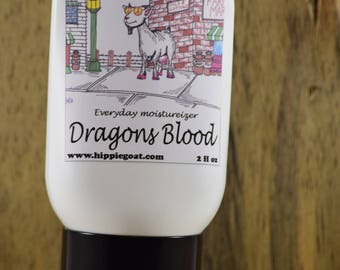 Dragons Blood lotion, goat milk lotion, natural lotion, natural skincare, moisturizer, body lotion, hand lotion, scented lotion, hand cream