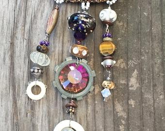 Ancient Symbols Necklace