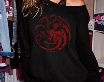 Game Of Thrones Sweatshirt, Game Of Thrones Shirts, Mother Of Dragons Shirt, Mother Of Dragons Sweater, Hoodie, House Stark Shirts, GOT Tank