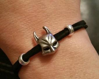 BATMAN  bracelet - one of a kind!