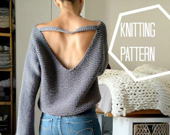 Sweater pattern | Etsy