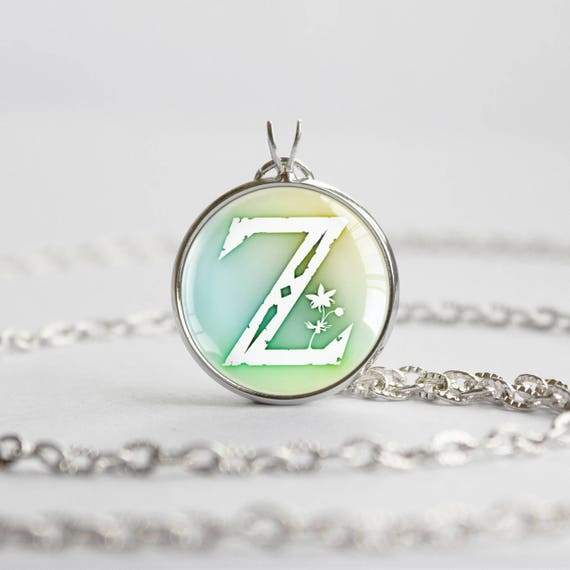 botw jewelry botw z symbol breath of the pendant 2220
