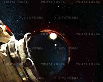 Space & Beyond POSTER PRINTs