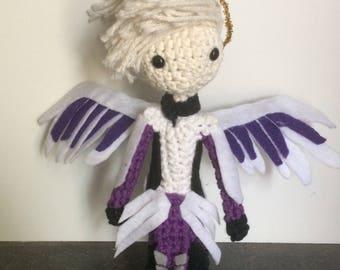 Amigurumi Mercy Doll