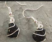 Funny Christmas Gift for Daughter - Gag Stocking Stuffer - Funny Christmas Earrings - Gag Gift Christmas - Lump of Coal - Funny Gift for Her