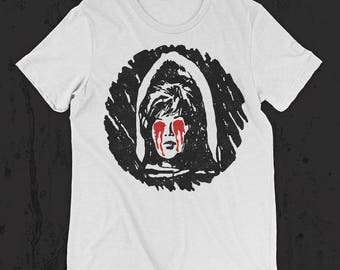 Blood Flows White T-Shirt