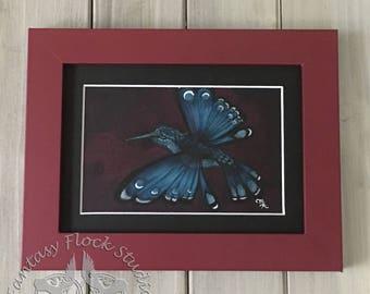 Morph Hummingfly