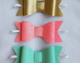 Bow set, Summer color bow set