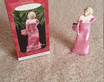 Hallmark Keepsake Ornament Marilyn Monroe