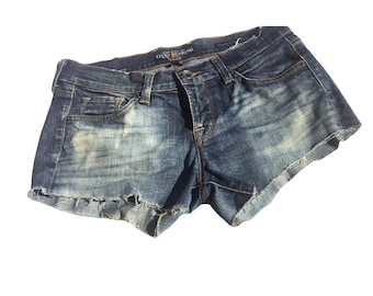 Lucky brand's destroyed Denim shorts size 6/28