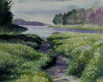 Custom Watercolor Nature Paintings. Custom Watercolor Painting. Custom Painting. Commission Painting. Photo to Painting. Custom Art