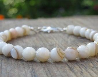 Tridacna Shell Bracelet