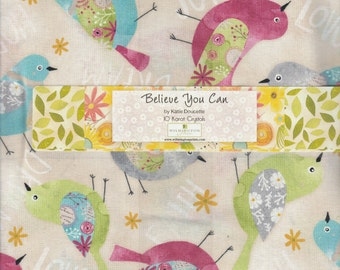 NEW! Believe You Can - (42) Piece Layer Cake  - Wilmington  - by Katie Doucette