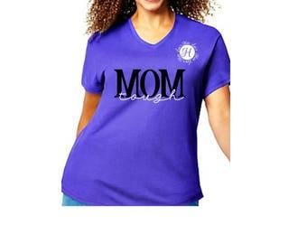 Mom tough  SVG DFX Cut file  Cricut explore file Commercial license Mothers day svg  t-shirt design