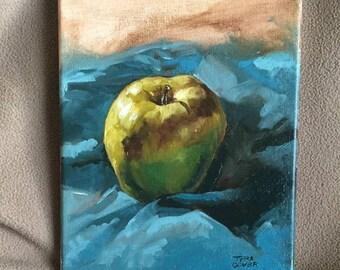 Alla Prima Green Apple *Original*