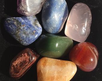 Charged* Chakra Stones ~ Chakra Crystals