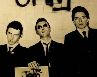 The Jam A3 or A4 Quality Poster Matt