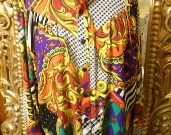 Vintage International Male Neo Classic Shirt XL