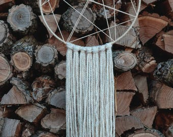 Pure Vida Yarn Wall Hanging