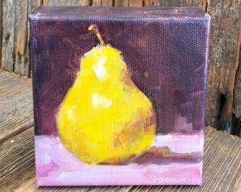 Alizarin Pear