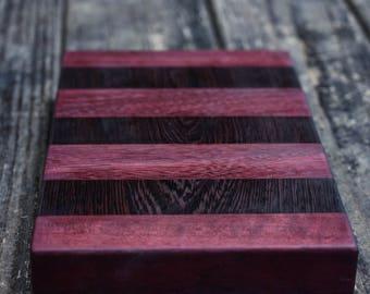 Exotic Butcher Block Cutting Board
