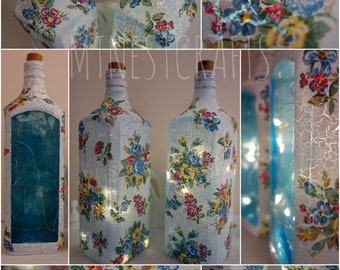 Bombay Gin Bottle Light, Cath Kidston Design