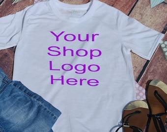 Custom Logo Shirt - Custom Shirts for Women - Custom Shirt Logo - Customized Business Shirts for Women - Logo Shirts Women - Your Logo Here