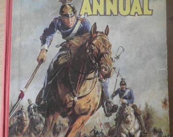 Collins Boy's Annual 1958 First Edition, vintage annual
