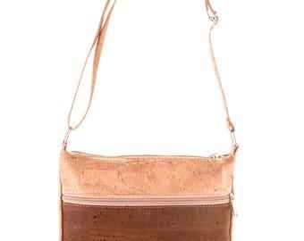 Cork, Cork bag, shoulder bag