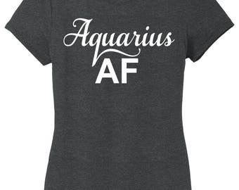 Aquarius AF Tshirt
