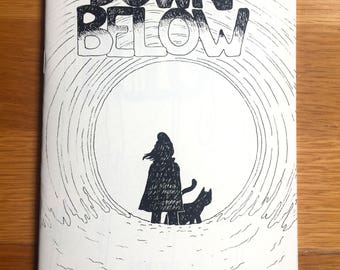 Down Below - Comic Zine