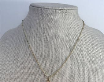 Stone Pendant Necklace   Stone Spike   Stone Necklace   Natural   Layering Necklace   Delicate Necklace   Dainty Necklace   Handmade Jewelry