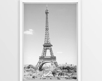 Eiffel Tower Print • Paris Print • French Poster Art Prints • Minimalist • Eiffel Tower Art • French Poster Art • Paris Art • Art Print