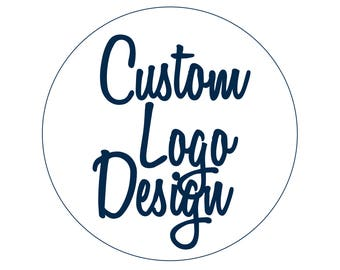 Logo Design | One of a Kind Custom Graphic for Small Business, Event, Musician, Photographer, Shop, Product | Packaging, Watermark, Branding
