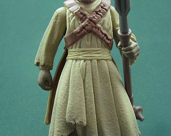 "Tusken Raider Loose Complete Star Wars Action Figure 3.75"" 1996"