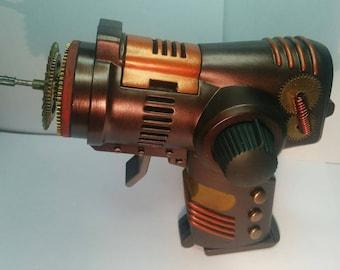 Steampunk/Cosplay Blaster - Play or Display